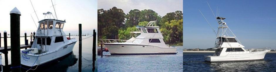 Ft. Morgan Deep Sea Fishing Charters