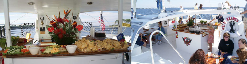 Catered Luxury Cruise