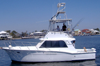 Jamie G fishing charter boat Orange Beach AL