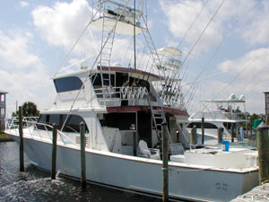 Sea Spray Charter Boat