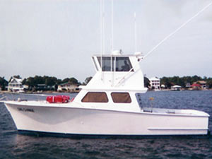 Cool Change Charter Boat