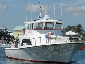 southerner charter boat