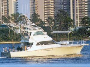 Aquastar Charter Boat
