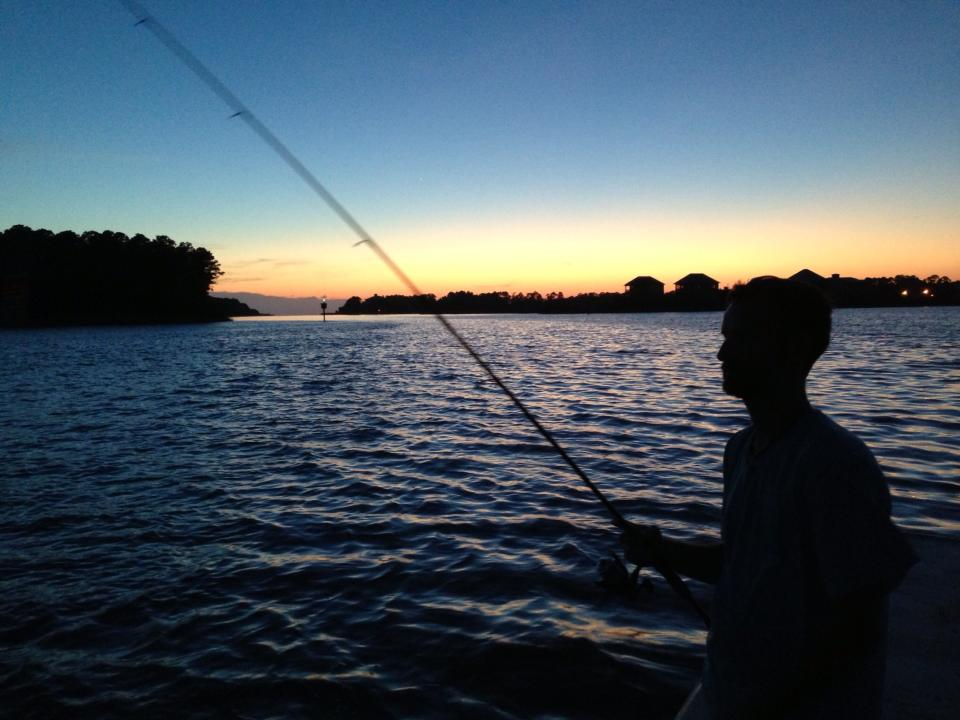 Inshore Fishing Gulf Shores AL