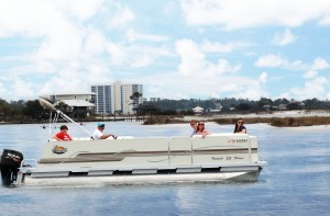 pontoon boat rentals alabama gulf coast