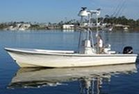 al inshore charter boat Killin Time