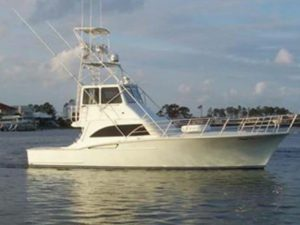 multi passenger charter boat Eagle Express 52' Miller