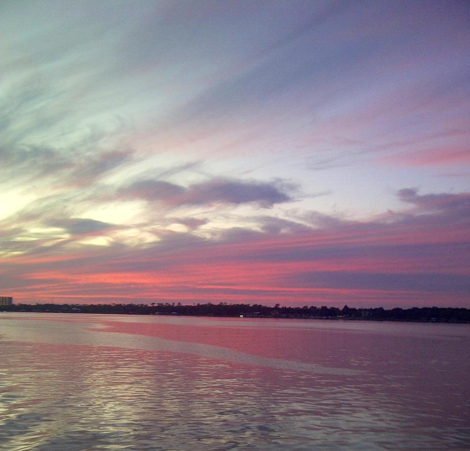 Orange Beach Sunset Cruise